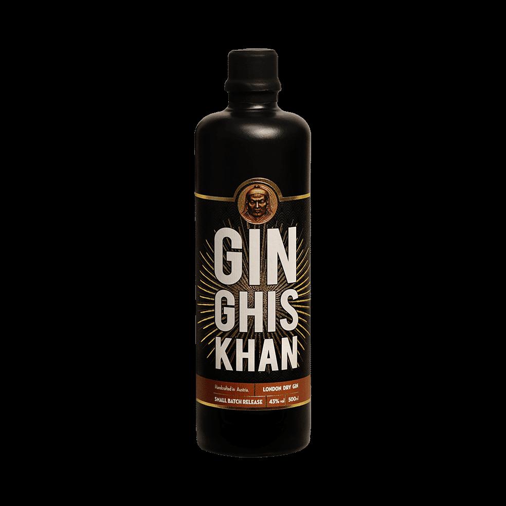 GIN GHIS KHAN Single Bottle