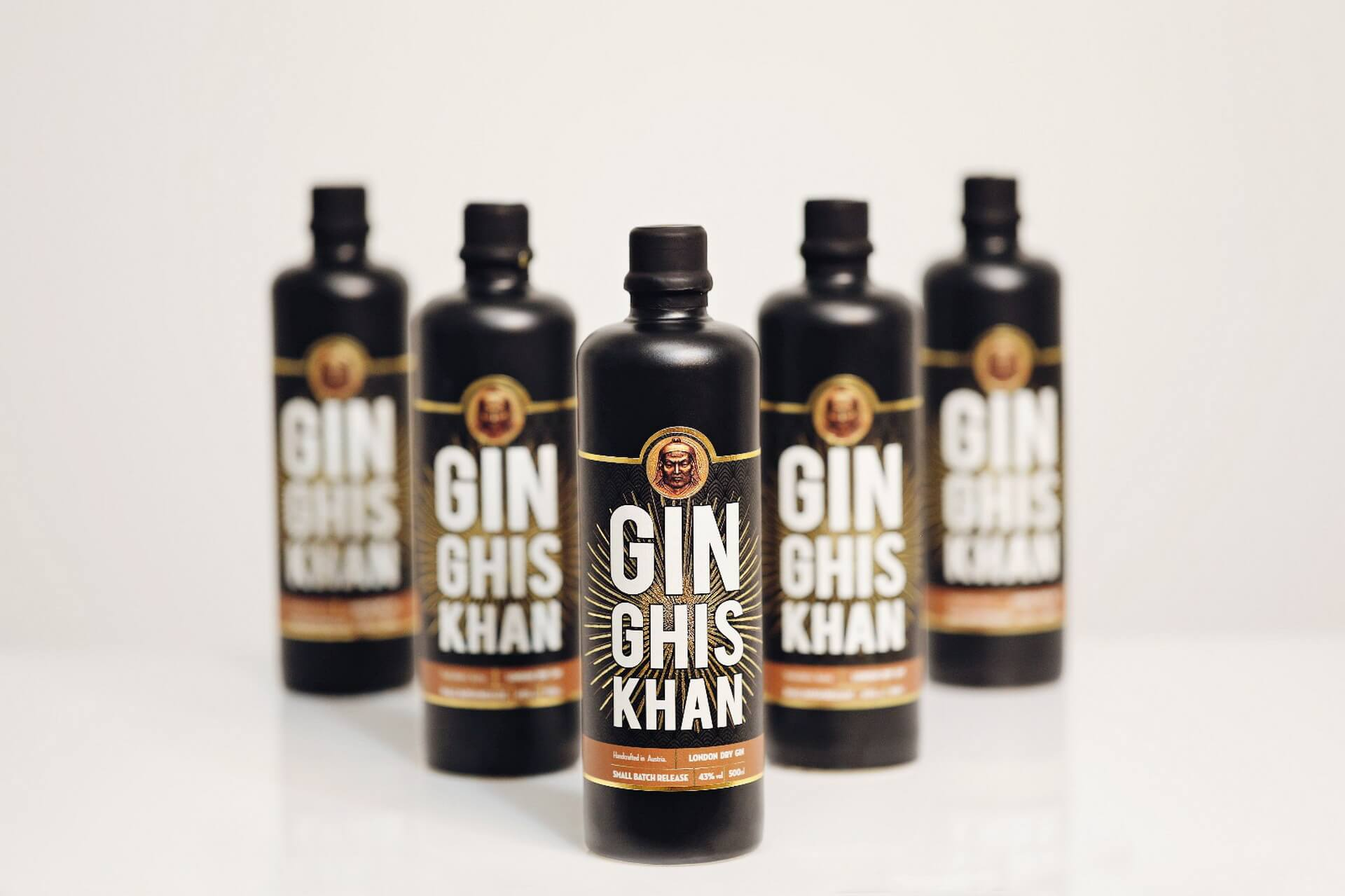 GIN GHIS KHAN Commercial Picture