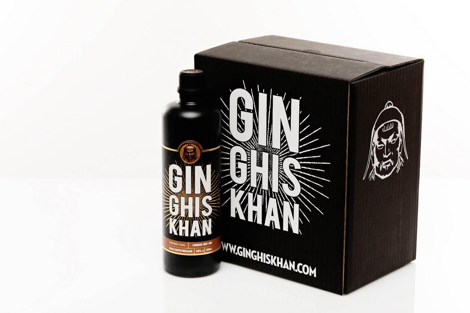 GIN GHIS KHAN Box